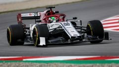 """Test F1 Barcellona, day-2. Giovinazzi: """"L'Alfa Romeo è nata bene"""" - Immagine: 9"""