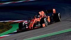 """Test F1 Barcellona, Vettel: """"Non potevo sperare in un giorno migliore"""" - Immagine: 2"""