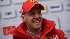 """Test F1 Barcellona, Vettel: """"Non potevo sperare in un giorno migliore"""" - Immagine: 1"""
