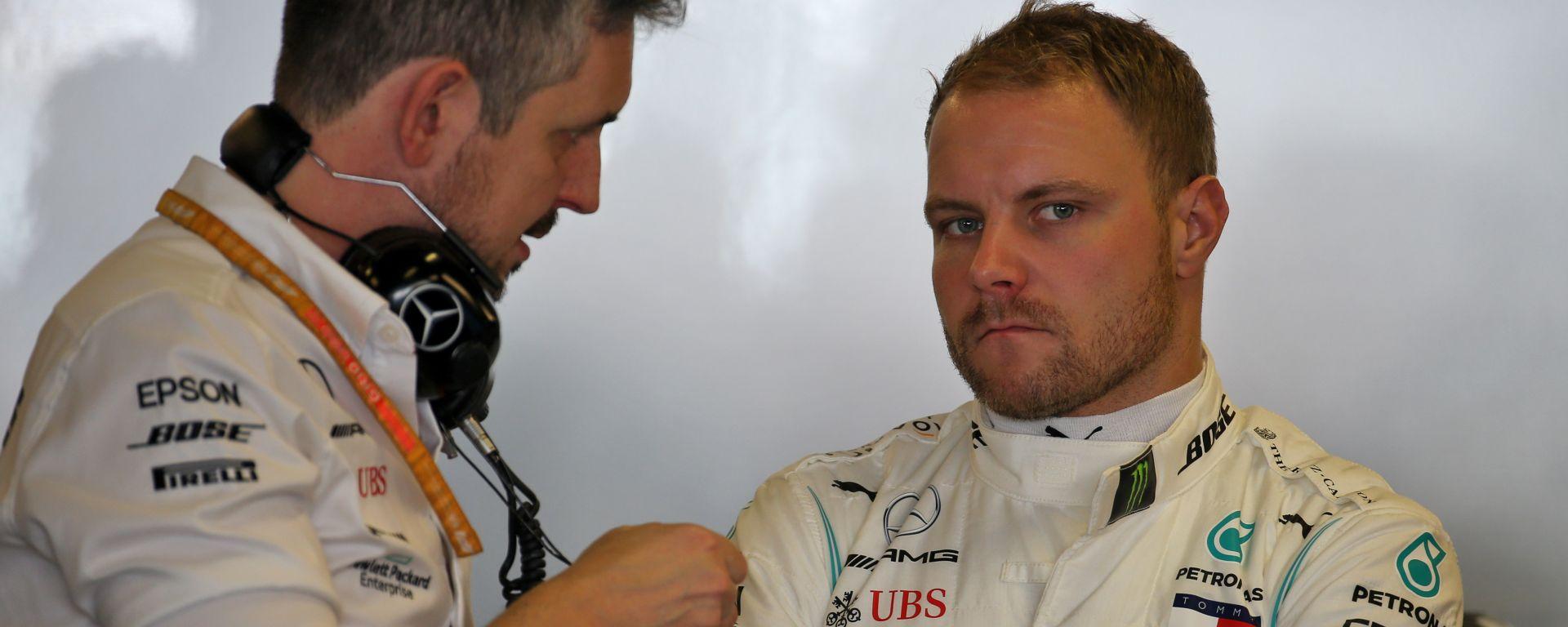 F1 2019, Valtteri Bottas (Mercedes)