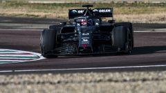 F1 2020: 'Alfa Romeo C39 impegnata nello shakedown