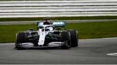 F1 2020: Bottas impegnato nello shakedown della Mercedes W11