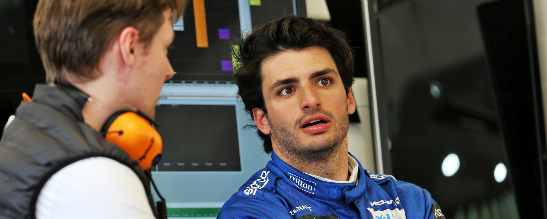 F1 2020: Carlos Sainz (McLaren)