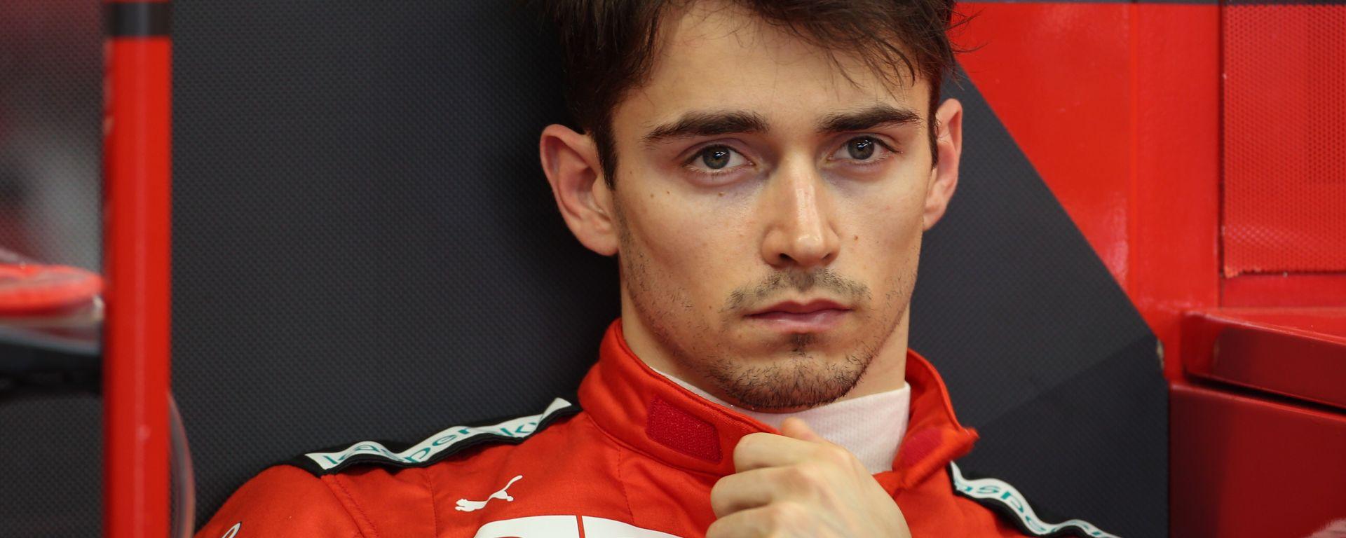 F1 2020: Charles Leclerc (Ferrari)