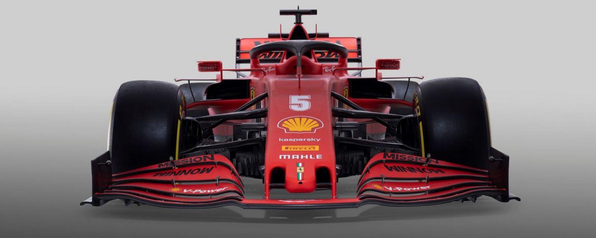 F1 2020, Ferrari SF1000