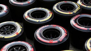 F1 2020, gomme Pirelli nei test di Barcellona