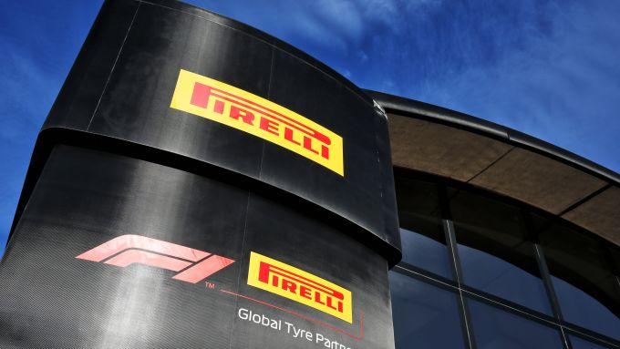 F1 2020, il motorhome della Pirelli