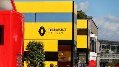 Renault Sport Racing: chiusura stabilimenti e congedo personale