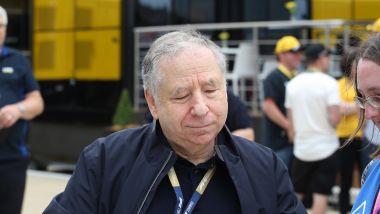 F1 2020, il presidente della Fia, Jean Todt
