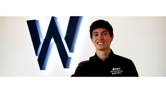 F1 2020: Jack Aitken (Williams)