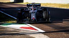 F1 2020: Kimi Raikkonen riporta al box l'Alfa Romeo C39