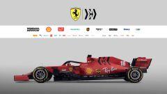 F1 2020, la Ferrari SF1000 è la monoposto Ferrari per la stagione 2020