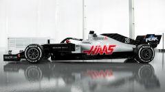F1 2020, la Haas VF-20 di Romain Grosjean e Kevin Magnussen