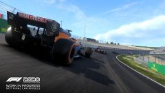 F1 2020: la McLaren di Lando Norris a Zandvoort