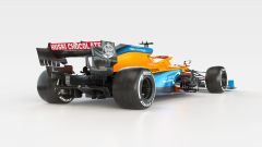 F1 2020: la McLaren MCL35