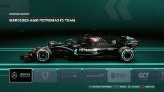 F1 2020: la nuova livrea Mercedes