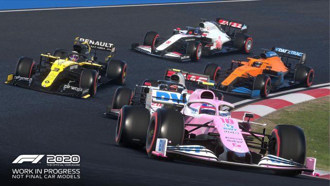 F1 2020: la parabolica di Zandvoort