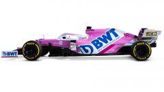 F1 2020, la Racing Point RP20