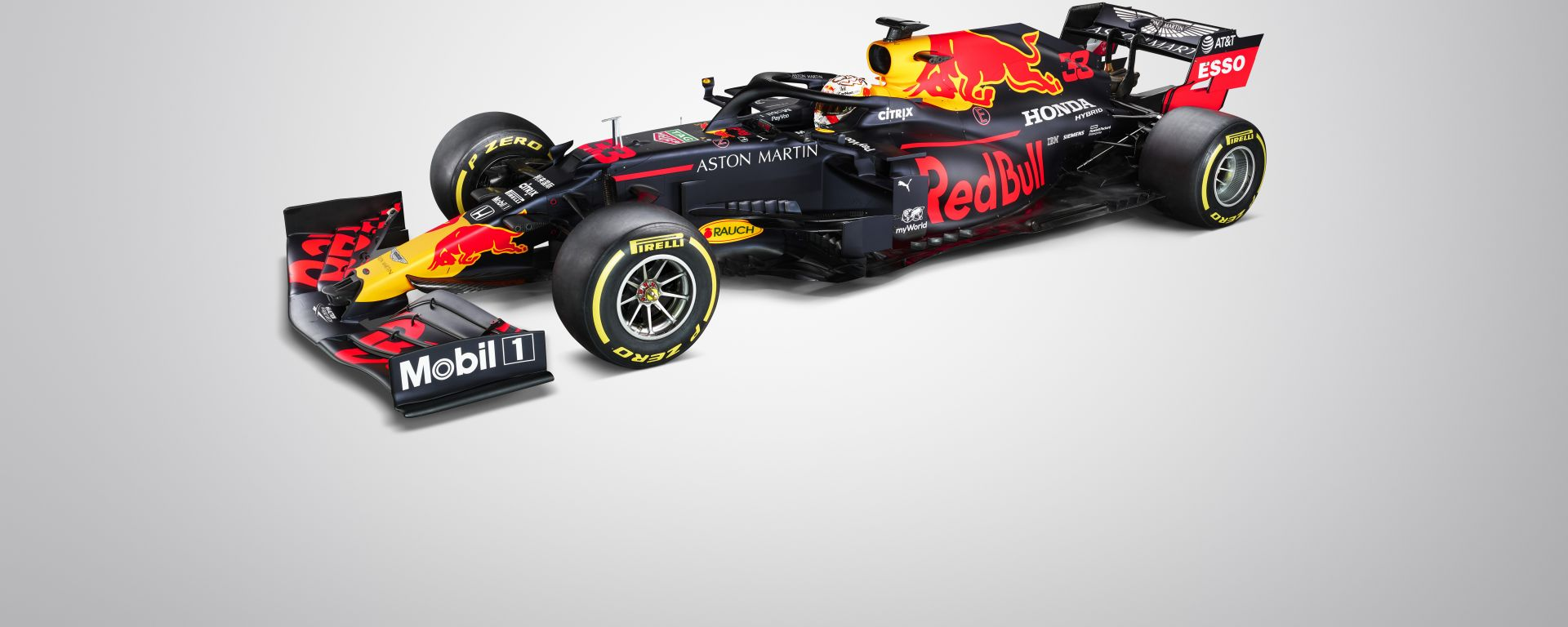 F1 2020, la Red Bull Racing RB16