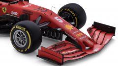 La scheda tecnica della Ferrari SF1000 - Immagine: 6