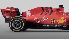 La scheda tecnica della Ferrari SF1000 - Immagine: 7