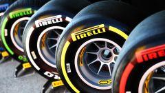 F1 2020: le diverse mescole Pirelli