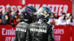 """Mercedes, addio al """"party mode"""" dal GP Belgio"""