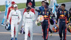 Gli stipendi dei piloti di Formula 1 2020