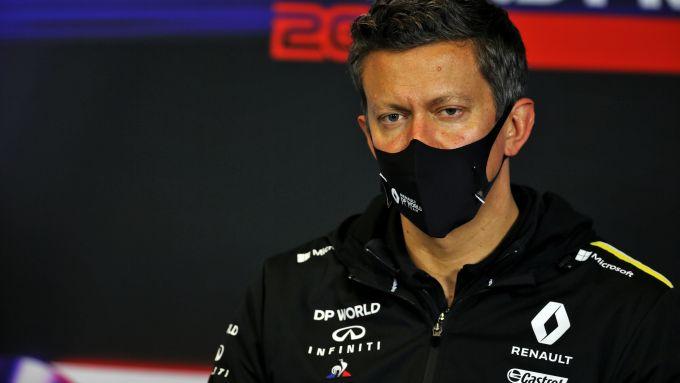 F1 2020: Marcin Budkowski (Renault)
