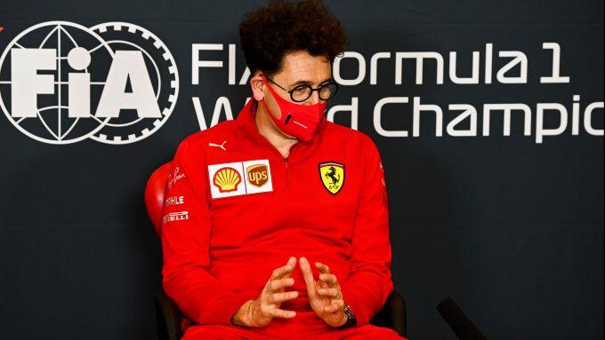 F1 2020: Mattia Binotto (Ferrari)