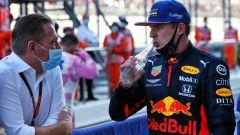 C'è un Verstappen molto deluso dalla Red Bull