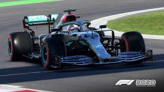 F1 2020: Mercedes, grande favorita anche quest'anno