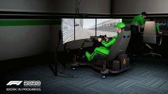 F1 2020: nella Carriera Scuderia è importante anche il simulatore!