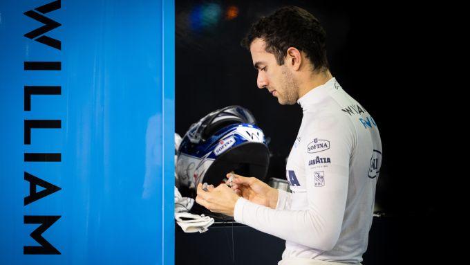 F1 2020, Nicholas Latifi (Williams)