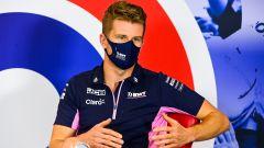 Racing Point: Perez ancora positivo, corre Hulkenberg