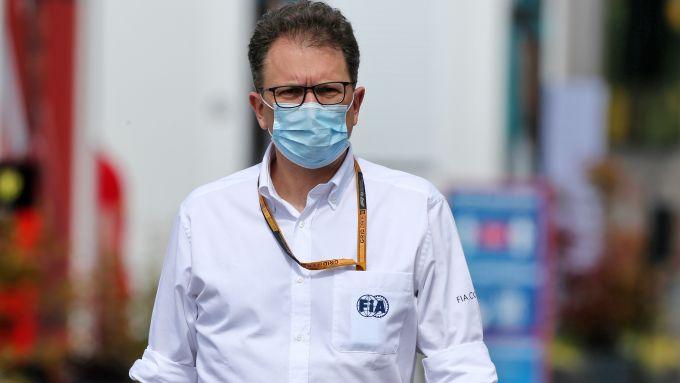 F1 2020: Nikolas Tombazis (FIA)