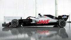 F1 2020: nuova livrea Haas