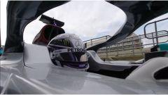 F1 2020: onboard camera Mercedes W11