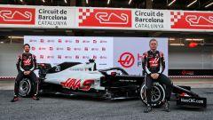 F1 2020: Romain Grosjean e Kevin Magnussen con la Haas VF20
