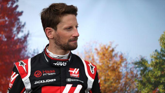 F1 2020, Romain Grosjean (Haas)