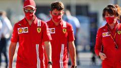 """Leclerc augura il meglio a Vettel:""""Non so cosa sia andato storto"""""""