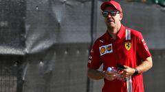 F1 2020: Sebastian Vettel (Scuderia Ferrari)