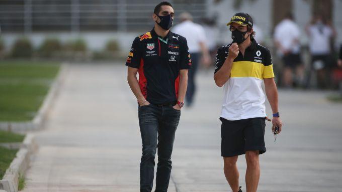 F1 2020: Sebastien Buemi e Fernando Alonso
