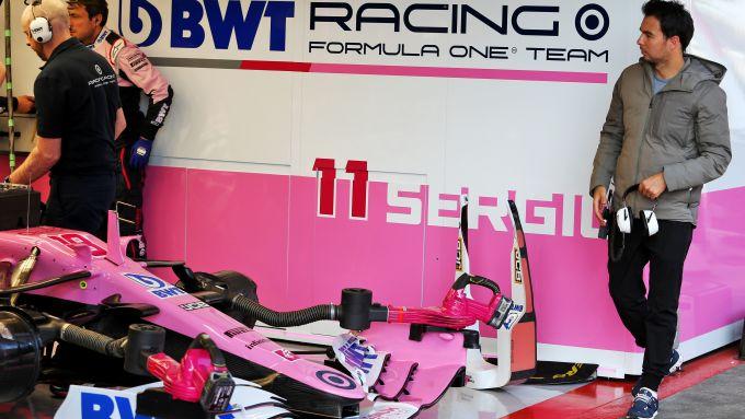 F1 2020: Sergio Perez (Racing Point)