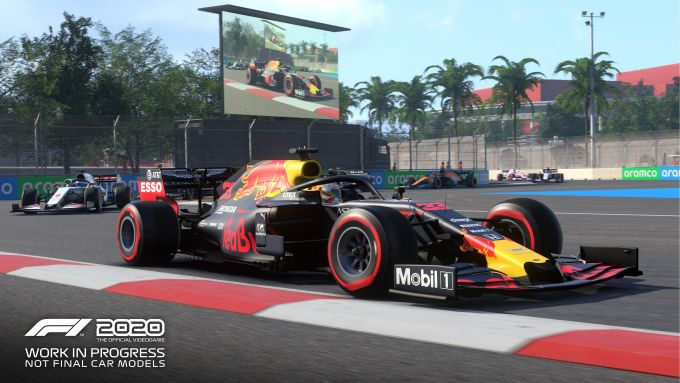 F1 2020: una Red Bull ad Hanoi