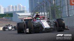 F1 2020: uno scatto dal circuito di Hanoi