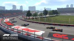 F1 2020: visuale dall'alto del nuovo circuito di Hanoi
