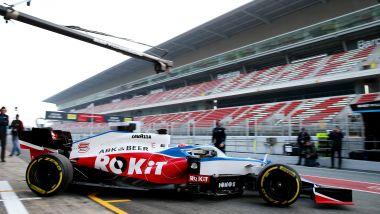 F1 2020: Williams FW43