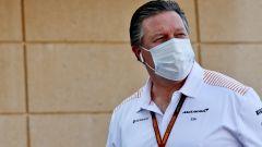 F1 2020: Zak Brown (McLaren)