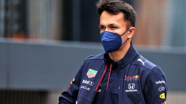 F1 2021: Alex Albon (Red Bull)